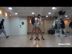 I have now mirrored the Practice Dance version hope you like it and hope that this can help you to dance at the right way and Steps!   Please subcribe this account it's my new account http://www.youtube.com/user/filmevonmuhamed  and the Sistar's Fanpage you find all about Sistar! http://www.facebook.com/pages/Sistar/269931476442514     Thanks please...