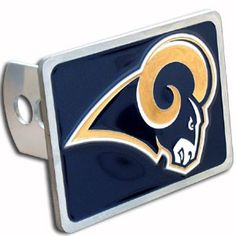 "Checkout our #LicensedGear products FREE SHIPPING + 10% OFF Coupon Code ""Official"" St. Louis Rams Hitch Cover Class II and Class III Metal Plugs - Officially licensed NFL product Licensee: Siskiyou Buckle Fits class II 1.5 inch receivers & class III 2.5 inch Fully cast metal hitch with enameled details Super tough hitch plates that are 1.4 inch thick metal Los Angeles Rams logo with enameled colors  - Price: $37.00. Buy now at…"
