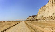 Road to Ganz Balochistan.