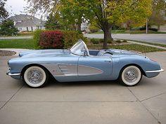 Corvette beauty