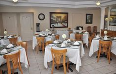 View Bell Rosen Guest House and all our other Accommodation listings in Cape Town. Fast and Easy quotes! Conference Facilities, Executive Suites, Green Belt, Double Room, Cape Town, Swimming Pools, Table Settings, Dining, House