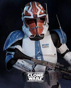 Star Wars Pictures, Star Wars Images, Star Wars Clone Wars, Star Wars Art, 501st Legion, Star Wars Concept Art, Star Wars Wallpaper, Clone Trooper, Black Series