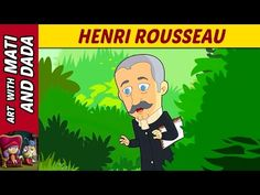 Art with Mati and Dada - Henri Rousseau | Kids Animated Short Stories in English - YouTube
