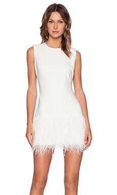 Elizabeth and James India Dress in Ivory