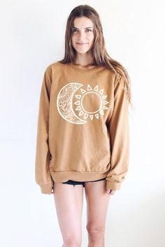 Moon & Sun Sweater
