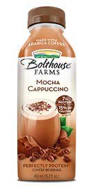 Bolthouse Farms - Cafe Drinks