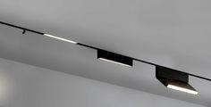 On line linear track system by Bart Lens  & Eden Design