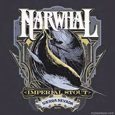 Sierra Nevada 2013 Narwhal Imperial Stout Ships This Week