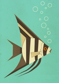 Charley harper monkey google search monkeys for Charley s fishing