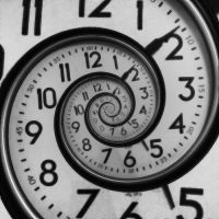 time travel future | Time Travel Clock