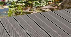 Wood Plastic Patio Decking