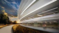 Imagens de sede futurística da Apple caem na rede - Vida Digital - Notícia - VEJA.com