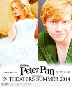 I really, really, really wish this was a real movie.  They would both be perfect!!