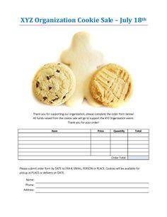 22 best bake sale flyers images bake sale flyer flyer template