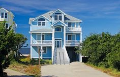 AVON Vacation Rentals | Only Pennys - Soundfront Outer Banks Rental | 223 - Hatteras Rental
