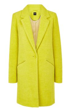 When it comes to our winter coat, we tend to be pretty picky, yet the Katy car coat is our number one this season. In an oversized blazer fit, with wide lapels and angled pockets, the Katy coat is the perfect mix of chic and cosy.