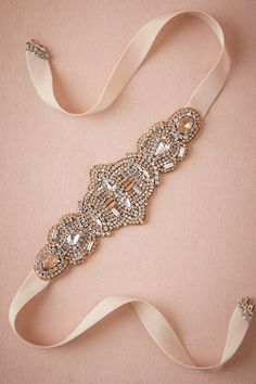 Katya Belt in Shoes & Accessories Belts & Sashes at BHLDN