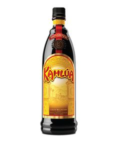 Kahlúa is a well known Mexican coffee flavored liqueur. It is heavy and sweet, with a very distinct taste of Mexican coffee. Kahlua Drinks, Kahlua Coffee Liqueur, Yummy Drinks, Alcoholic Drinks, Yummy Food, Drinks Alcohol, Cold Drinks, Homemade Kahlua, Homemade Liquor