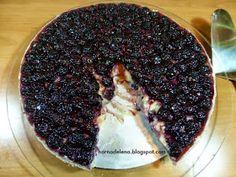 Tarta de moras Flan, Acai Bowl, Deserts, Pie, Cookies, Breakfast, Recipes, Mary, Puddings