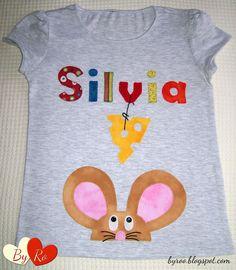 Camiseta ratón