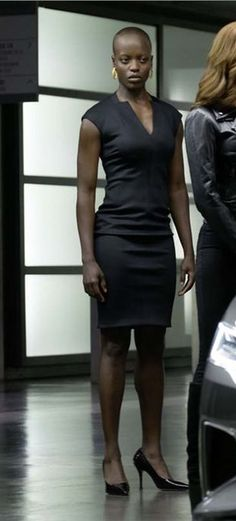 florence kasumba she had one line but she was awesome as a