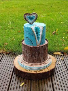 wedding anniversary cake by TortenbySemra