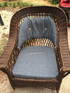wicker rocking chair by maine cottage francine rocker wicker by maine cottage pinterest maine cottage and rocking chairs - Wicker Rocking Chair