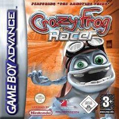 Emularoms: Crazy Frog Racer ( BR ) [ GBA ]