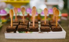 Referências à culinária enfeitam um aniversário de nove anos