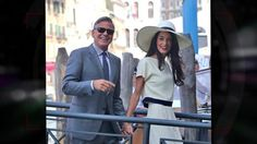 George Clooney ya ama la vida de casado