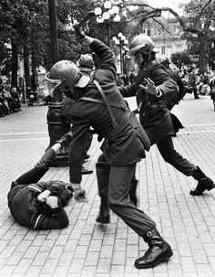 Días de dictadura en Chile