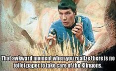 STAR TREK sci-fi action adventure television weapon gun f Film Star Trek, Star Wars, Heroes And Generals, Star Trek Generations, Top Rated Movies, Funny Memes, Hilarious, Monday Humor, Types Of Humor