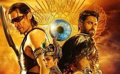 壁紙をダウンロードする ファンタジー, エジプトの神々, 2016年, 冒険