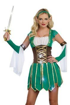 Dreamgirl Warrior Elf, Green, Small Dreamgirl http://smile.amazon.com/dp/B00C5GMBPY/ref=cm_sw_r_pi_dp_w2bJwb0JCHG3X