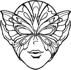 Decals For Porcelain China Colouring Pics, Adult Coloring Pages, Coloring Pages For Kids, Coloring Books, Scroll Tattoos, Halloween Doodle, Halloween Crafts, Mask Painting, Carnival Masks