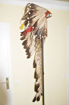 Sioux-(immature golden eagle feathers)-1880