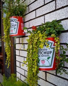 16 Amazing Ideas for Re-purposed Container Garden Planters