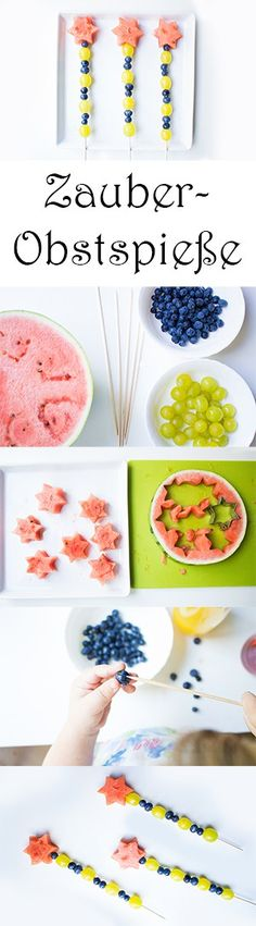 The big summer party: colorful summer snacks for children - Mama Kreativ, Easy Food Art, Food Art For Kids, Kool Aid, Kreative Snacks, Catering Food, Snacks Für Party, Weird Food, Food Drawing, Cupcake Party