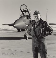 He became famous for his shots of Janis Joplin and the Grateful Dead. His later subjects included Chuck Yeager and Gen.