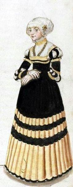 16th century german children's clothing - Google Search