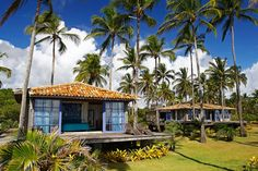 Beautiful house on a 7 kms private beach - Casas para Alugar em