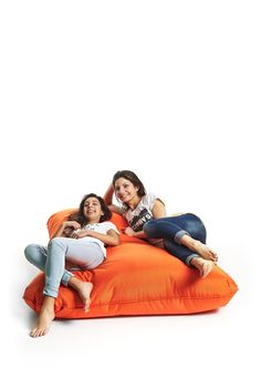 Pouf sacco da giardino in poliestere X-XL SQUARE - XPOUF by EXPAND HOME DESIGN