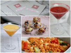 Fleurcoquet Café et le Dîner - Girls Night Cocktail Couscous Pralinen