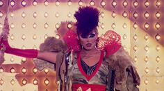 The ladies of RuPaul's Drag Race have shown a whole lotta look over four seasons, some very good and some very, very bad. Today however, we want to take a look at the good, specifically the 10 best looks to ever make their way down Ru's famed runway.    Watch above as Ru counts down the top 10, featuring fearce frocks and glamazon gowns from the likes of Sharon Needles, Manila Luzon, Tyra Sanchez and more.