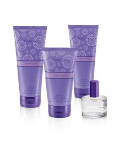 On the 3rd Day of the Christmas Sale my Mary Kay Beauty Consultant gave to me...  The Eau de Toilette Body Care Collection at BUY 2 GET 1 FREE!!!!!  Choose from Shower Gel, Sugar Scrub, Body Lotion, and Eau de Toilette Spray.  Choose from four scents: Forever Orchid, Warm Amber, Simply Cotton, and Exotic Passionfruit. (mix'n match)  This deal is only good for TODAY, Wednesday, December 5th til midnight.