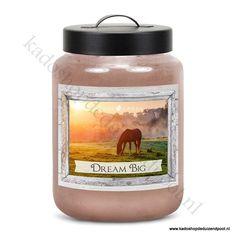 Dream Big Goose Creek Candle Beautiful Life Collectie | Goose Creek Candle Folk…