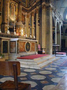 Milano_Chiesa Chiesa di Santa Maria presso San Satiro   Flickr - Photo Sharing!