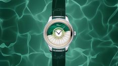 Dior Grand Bal Plume: Malachite | DIORMAG