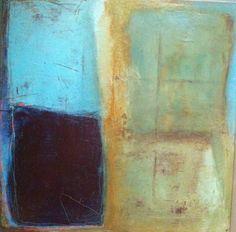 Fred Barba, Acrylique sur toile 120x120