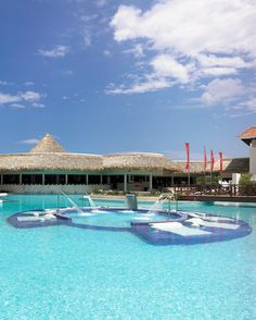 Luxury all-inclusive boutique resort within a resort perfectly positioned on Punta Cana's sublime beach.